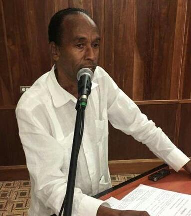 Hector mar Martinez presidente del Movimiento Soldarida Humana