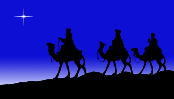 Kings on Camels XXL (PHOTOGRPAHED SILHOUETTE)